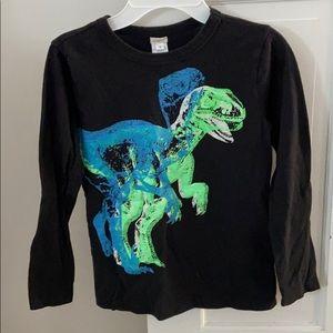J.Crew boys dinosaur tee shirt